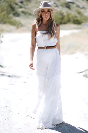 Forever Open Back Maxi Dress /// ONLY 1-M LEFT/// - Haute & Rebellious