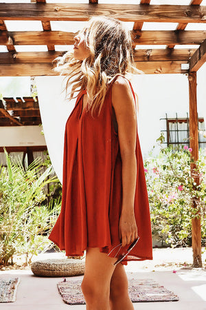 Terracotta Days Sundress /// Only 1-L Left /// - Haute & Rebellious