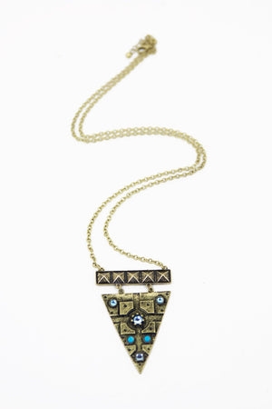 ENUK TRIBAL NECKLACE - Haute & Rebellious