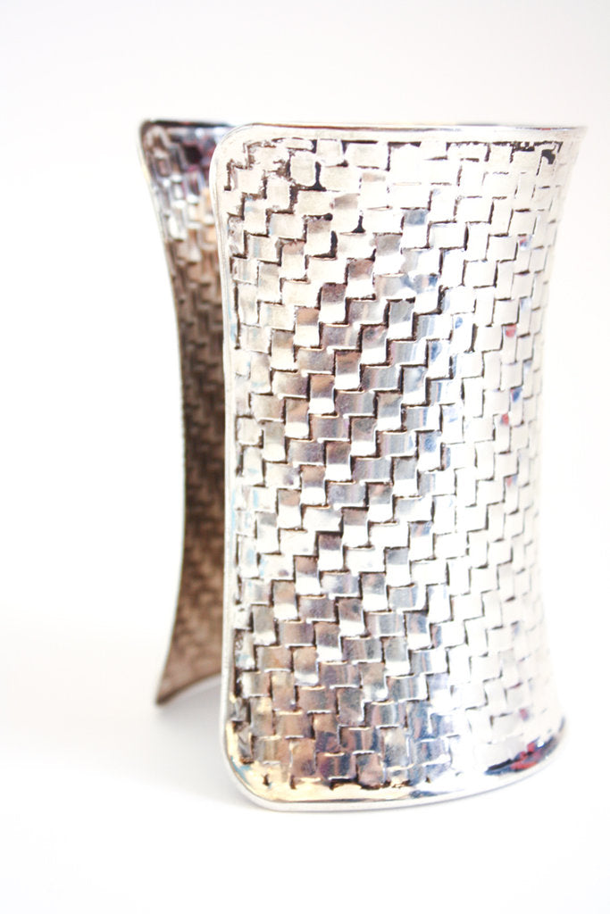 OVERSIZED GLADIATOR CUFF - Haute & Rebellious