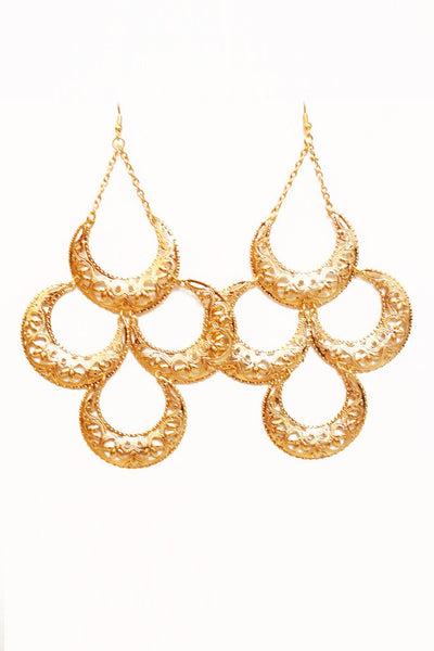 JASMIN EARRINGS - Haute & Rebellious