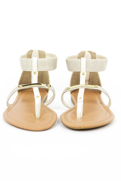 PETITE GOLD PLATED SANDAL