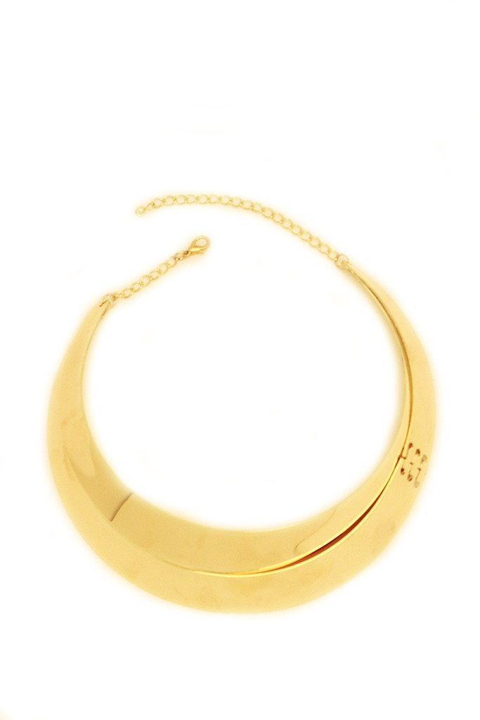 NEW CLEOPATRA NECKLACE - gold - back in stock!