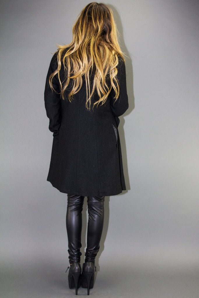 CHLOE COAT - Black
