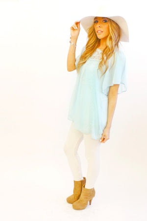 MINT TUNIC - Haute & Rebellious