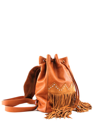 OPEN RANGE FRINGE BACKPACK - Haute & Rebellious