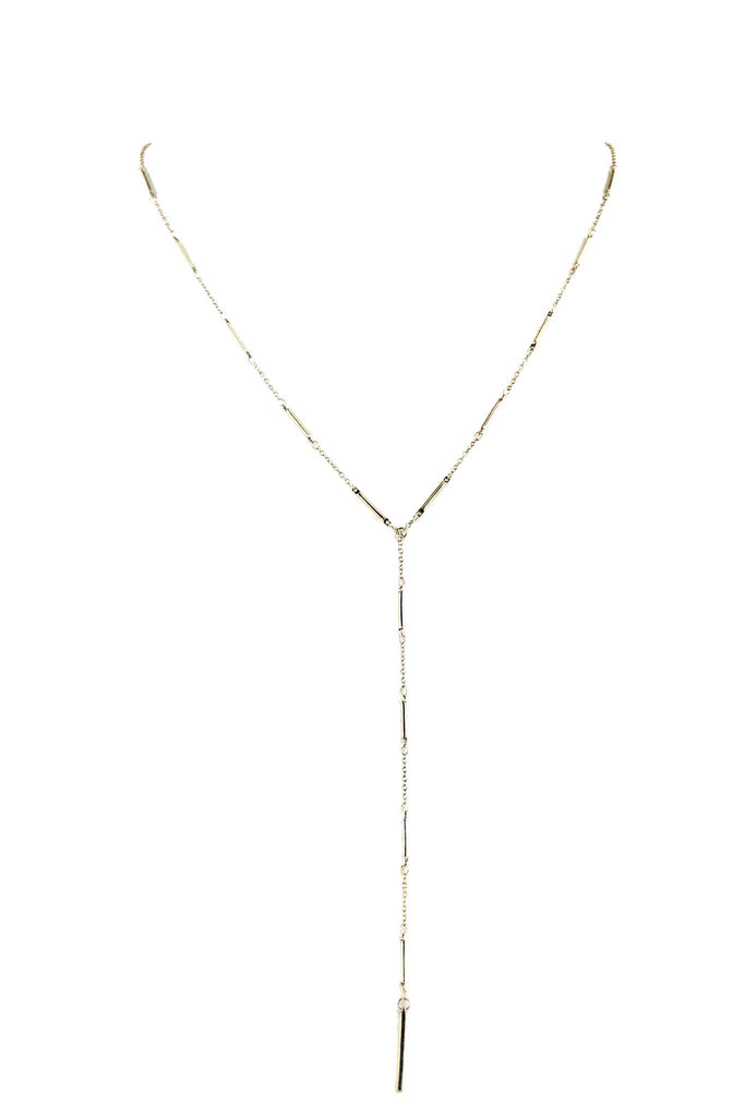 Bayia Petite Layering Necklace - Gold - Haute & Rebellious