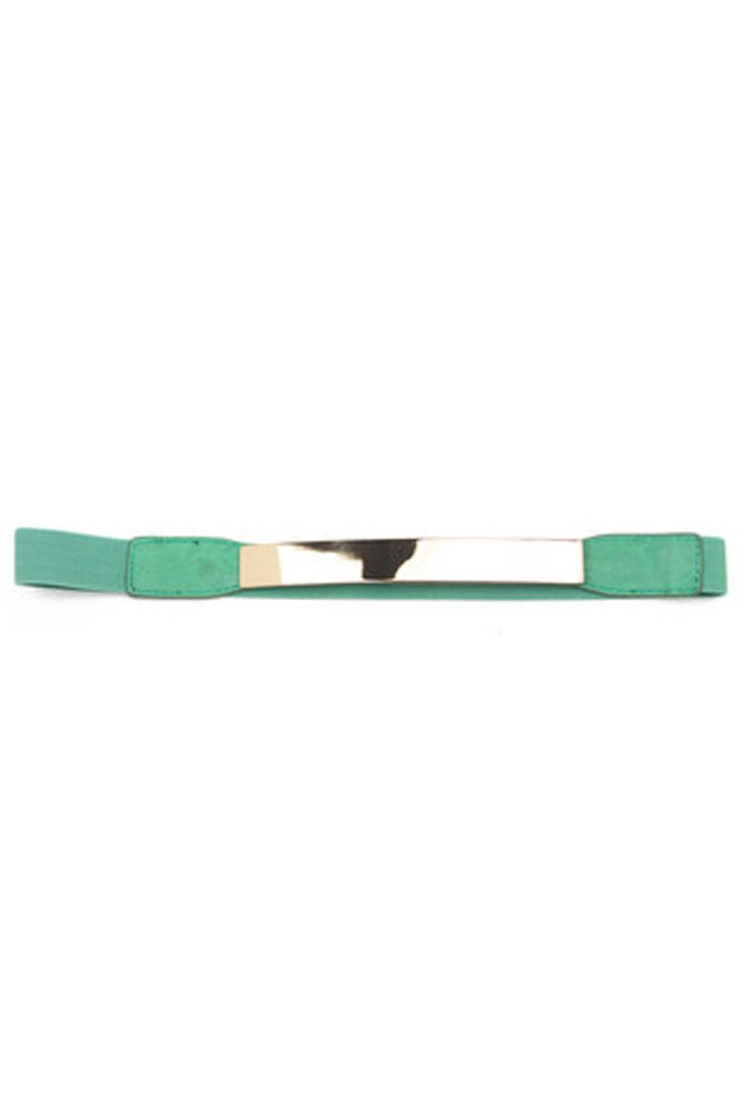 GOLD PLATED BELT - Mint