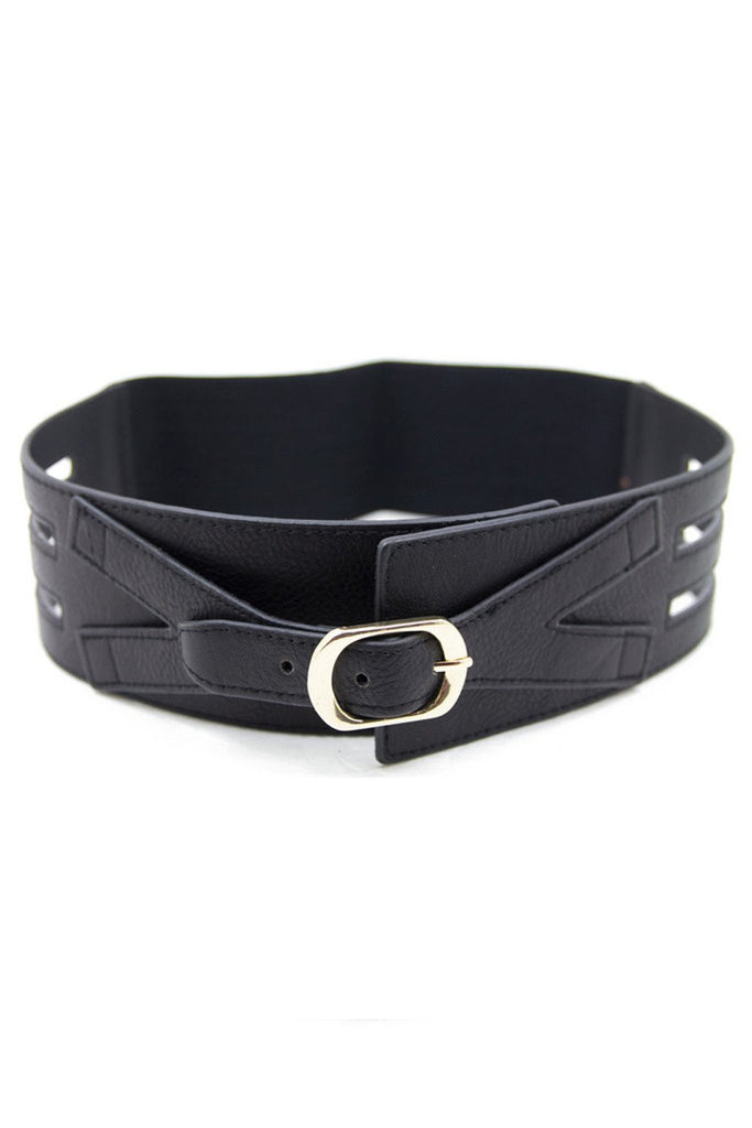 LARGE CROSS STRAP BELT