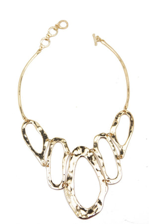 LIQUID GOLD NECKLACE - Haute & Rebellious