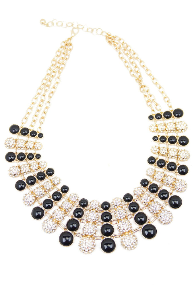 FARRAH OVERSIZED NECKLACE - Haute & Rebellious