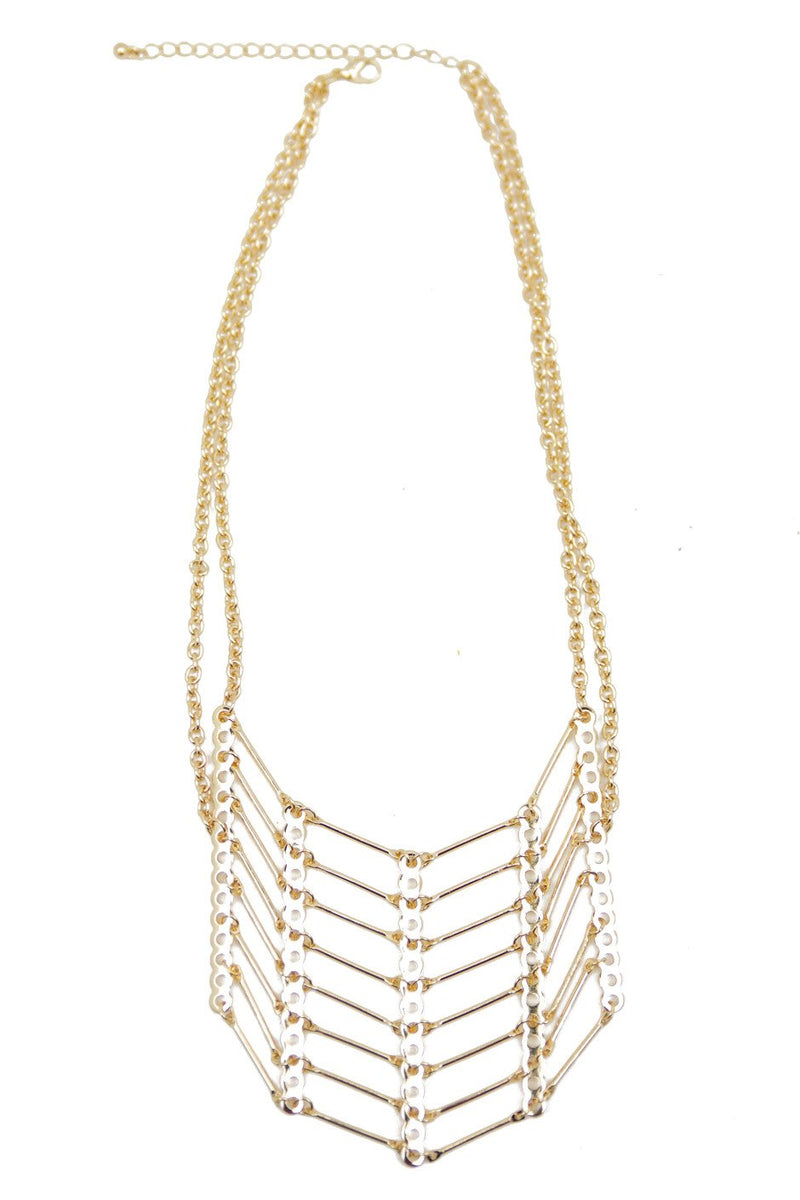 HONTU GOLD NECKLACE - Haute & Rebellious