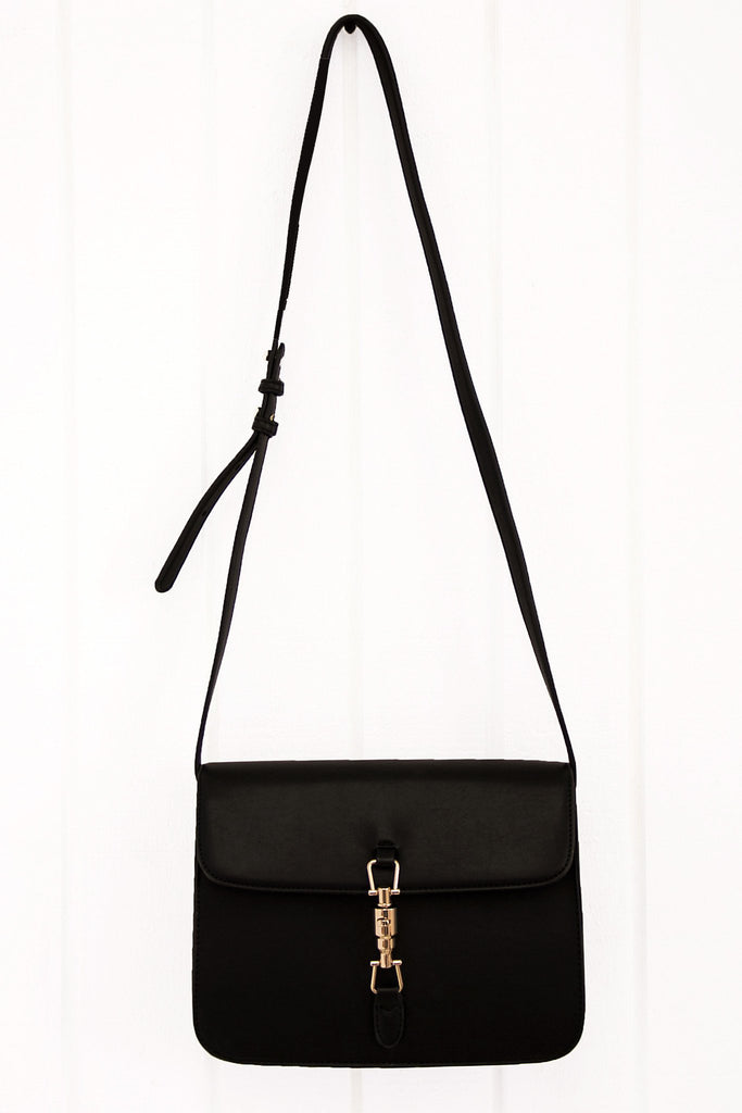 Mischka Crossbody - Black