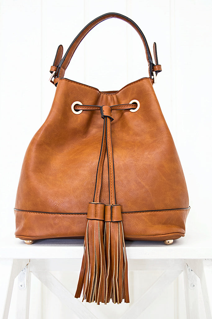 Raschan Satchel - Camel