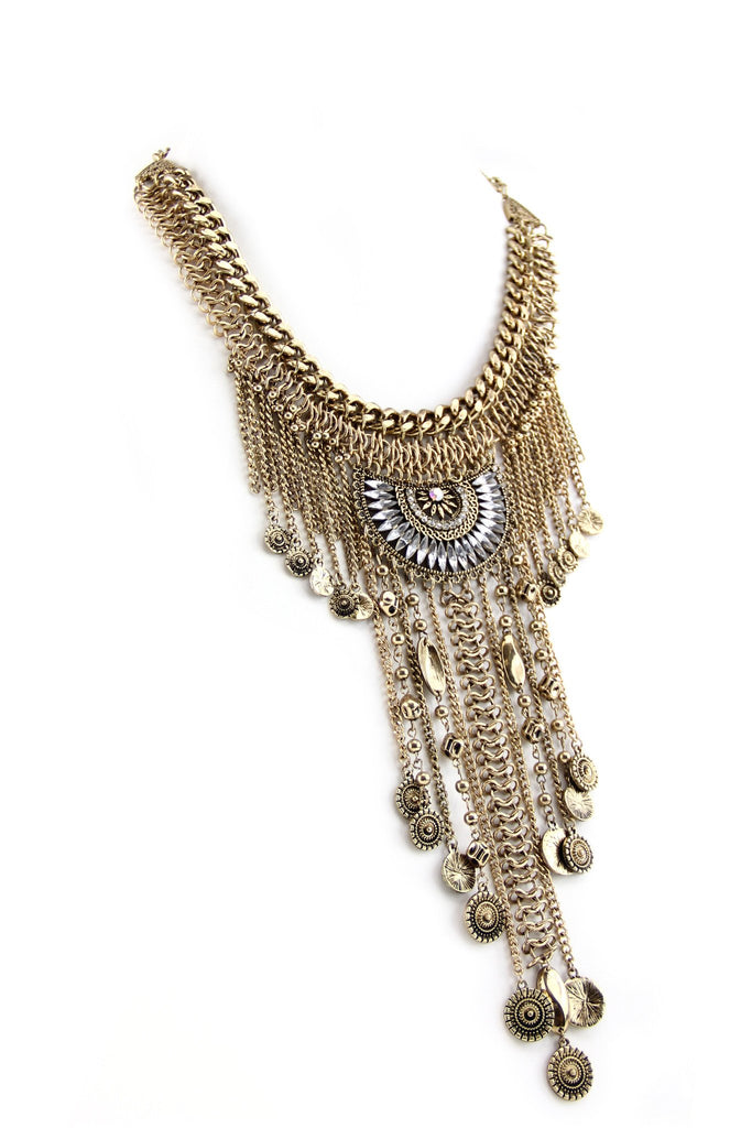 Emma Statement Boho Necklace
