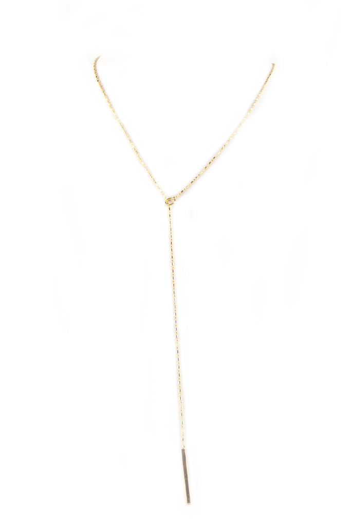 Petite Long Layering Necklace