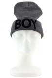 THICK STITCH BOY BEANIE
