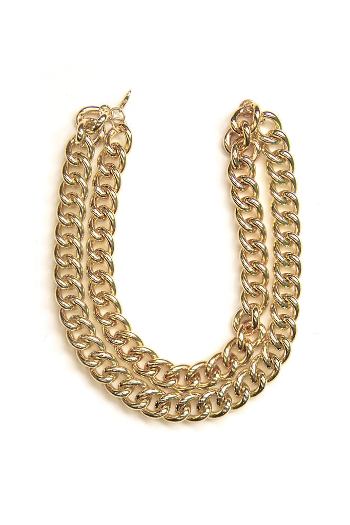 EDDI DOUBLE CHAIN LINK CHOCKER