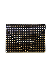 BLAINE STUDDED ENVELOPE CLUTCH