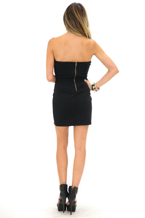 KORI SEQUIN DRESS - Black - Haute & Rebellious