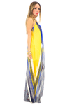 AVRA CHIFFON MAXI DRESS - Haute & Rebellious