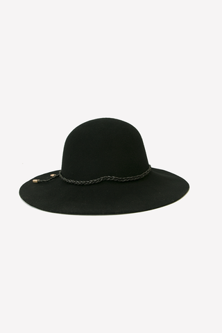 Fedora Wool Hat