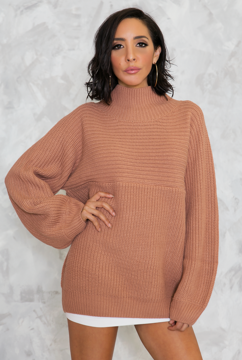 Always and Forever Knit Sweater - Haute & Rebellious