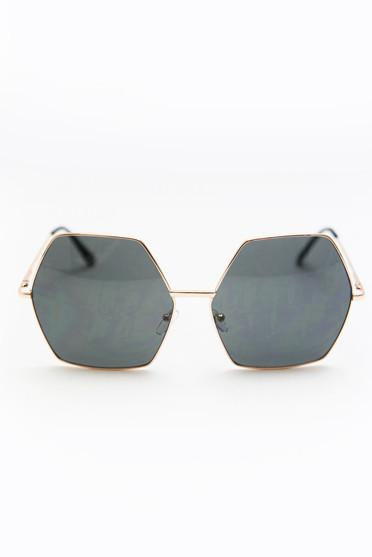 Do You Need Somebody Sunglasses - Gold - Haute & Rebellious