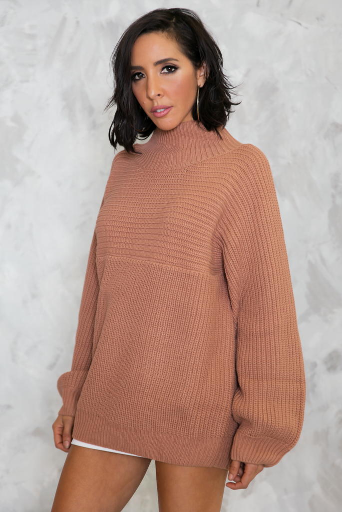 Always and Forever Knit Sweater