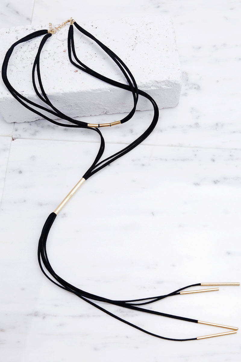 Take Me There Choker - Haute & Rebellious