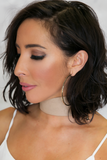 In The Thick of Things Choker - Nude