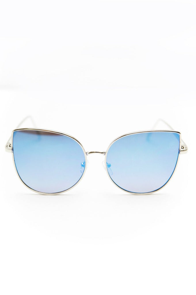 Can't Stop This Feeling Sunglasses - Blue