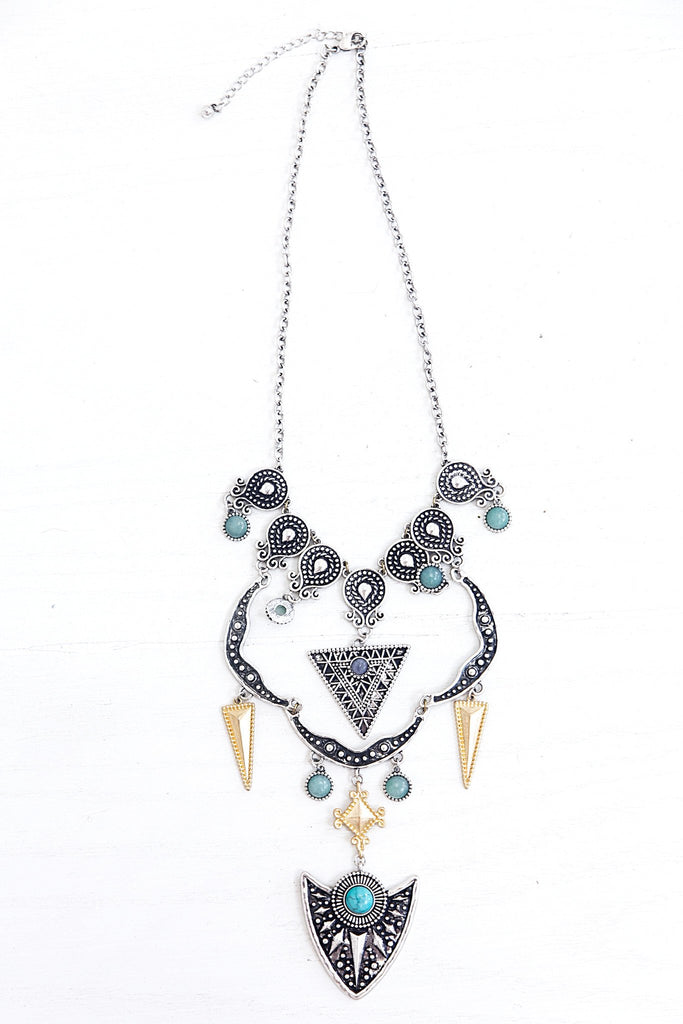 Jollanah Gypsy Necklace