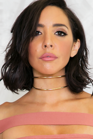 Seeing Double Metal Choker - Haute & Rebellious