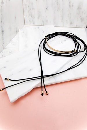 Layer Me Up Choker - Haute & Rebellious