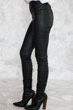 Second Skin Skinny Pant - Black