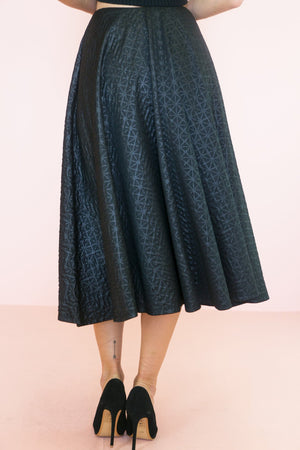 Brecken Slit Maxi Skirt - Haute & Rebellious