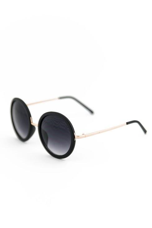 FIND MY WAY SUNGLASSES - Black/Gold