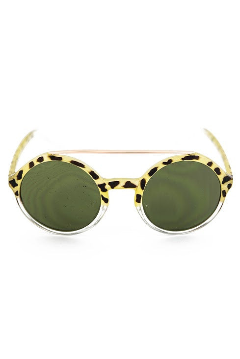 WILLOW  SUNGLASSES  - Yellow - Haute & Rebellious
