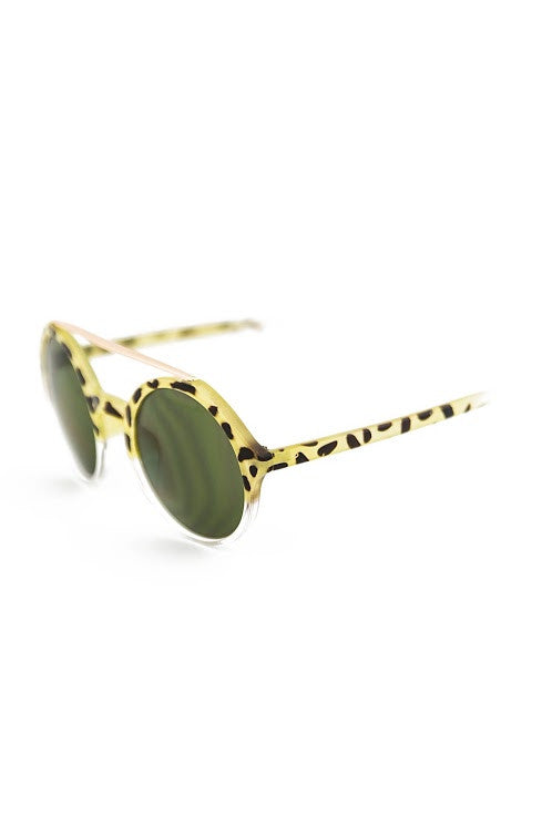 WILLOW  SUNGLASSES  - Yellow