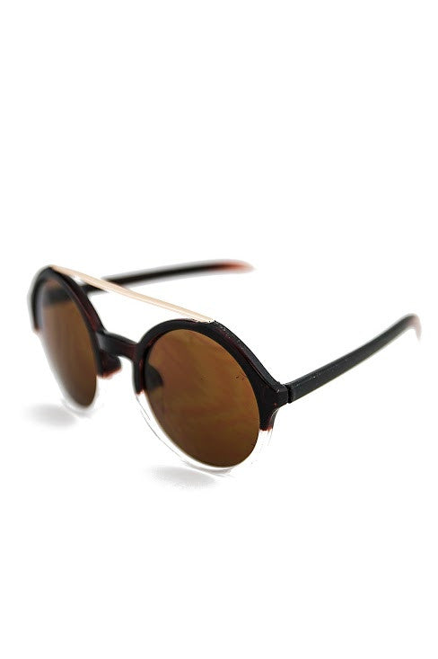 WILLOW  SUNGLASSES - Brown