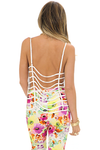 OFF WHITE LADDER BACK TANK - Haute & Rebellious