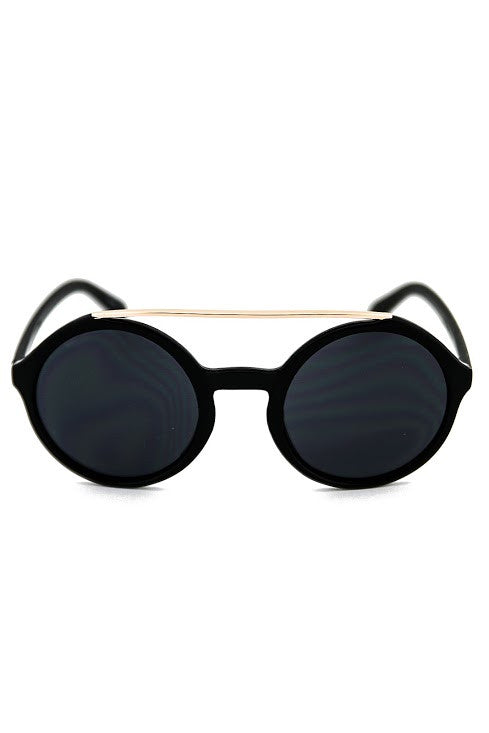 WILLOW SUNGLASSES - Black - Haute & Rebellious