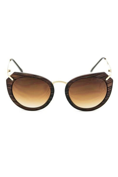 LOST MY WAY SUNGLASSES - Brown