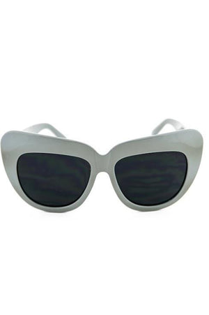 BETSON HEAVY SUNGLASSES - Grey - Haute & Rebellious