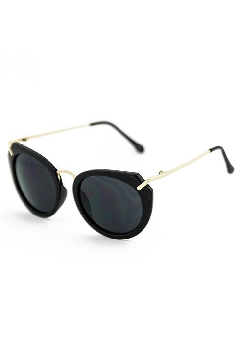 Lost My Way Sunglasses - Black - Haute & Rebellious