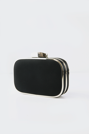 Gold Plated Handle Clutch