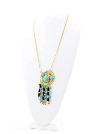 DESERT RIDE NECKLACE - Haute & Rebellious