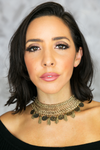 Metal Chains Choker Necklace - Haute & Rebellious