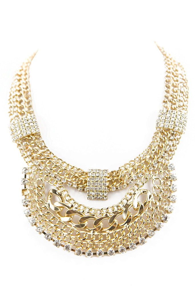 MULTI COMBO CHAIN LINK NECKLACE - Haute & Rebellious